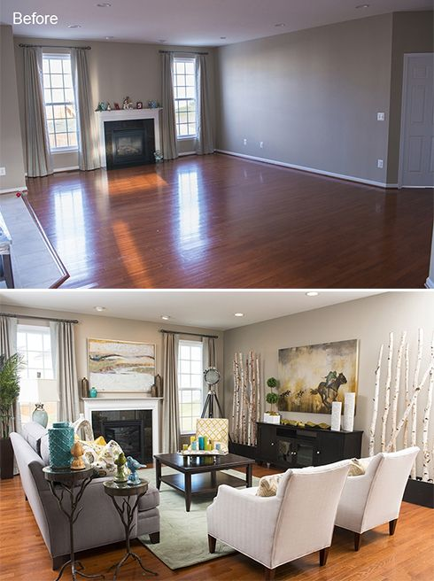 rooms makeover before and after