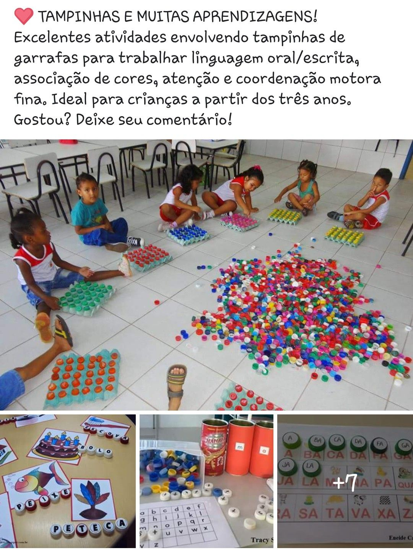 Pin De Bruna Cavalcante Em Educacao Infantil Ideias Coordenacao