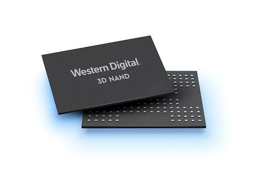 Western Digital und Kioxia kündigen BiCS5 112-Layer 3D NAND an