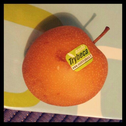 Nashi, asian pear