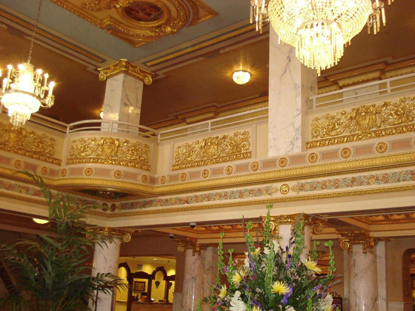 French Lick Resort (Interior), French Lick, IN (With ...