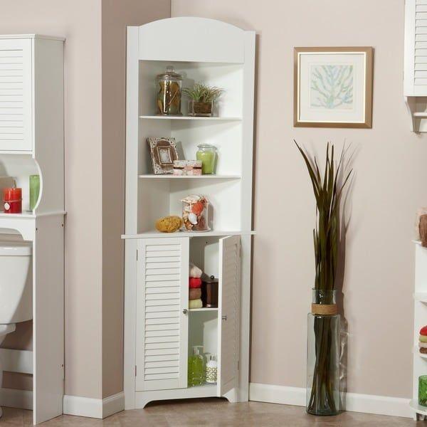18+ Tall corner bathroom cabinet ideas in 2021