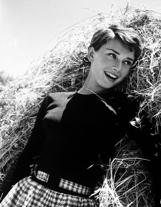 One of my absolute favorites of Audrey Hepburn   Gamine