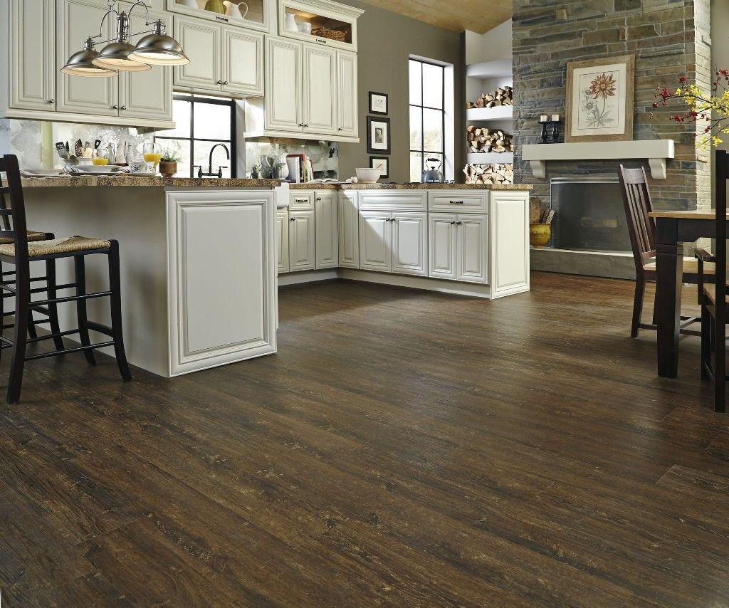 Image of: Vinyl Wood Flooring for Kitchen | Home | Pinterest