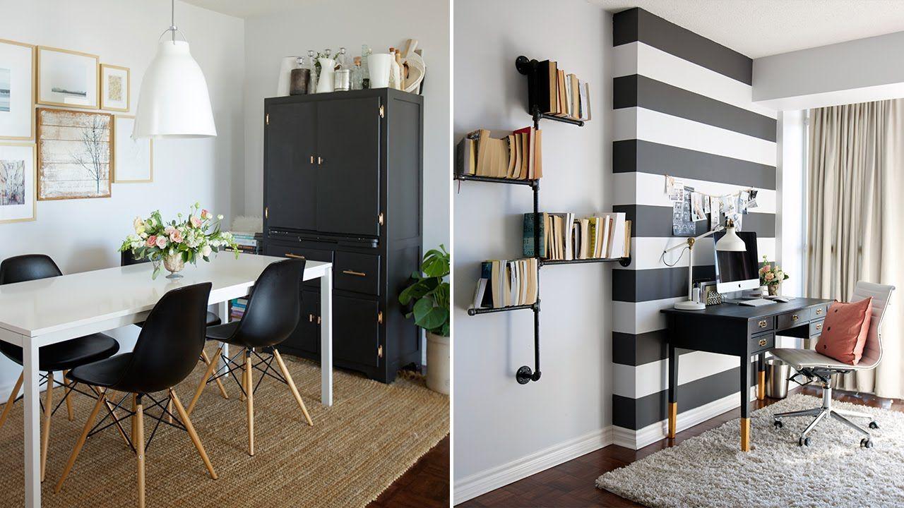 Wie ein Pärchen sein neues Zuhause gestaltet | Pinterest | Rental ...