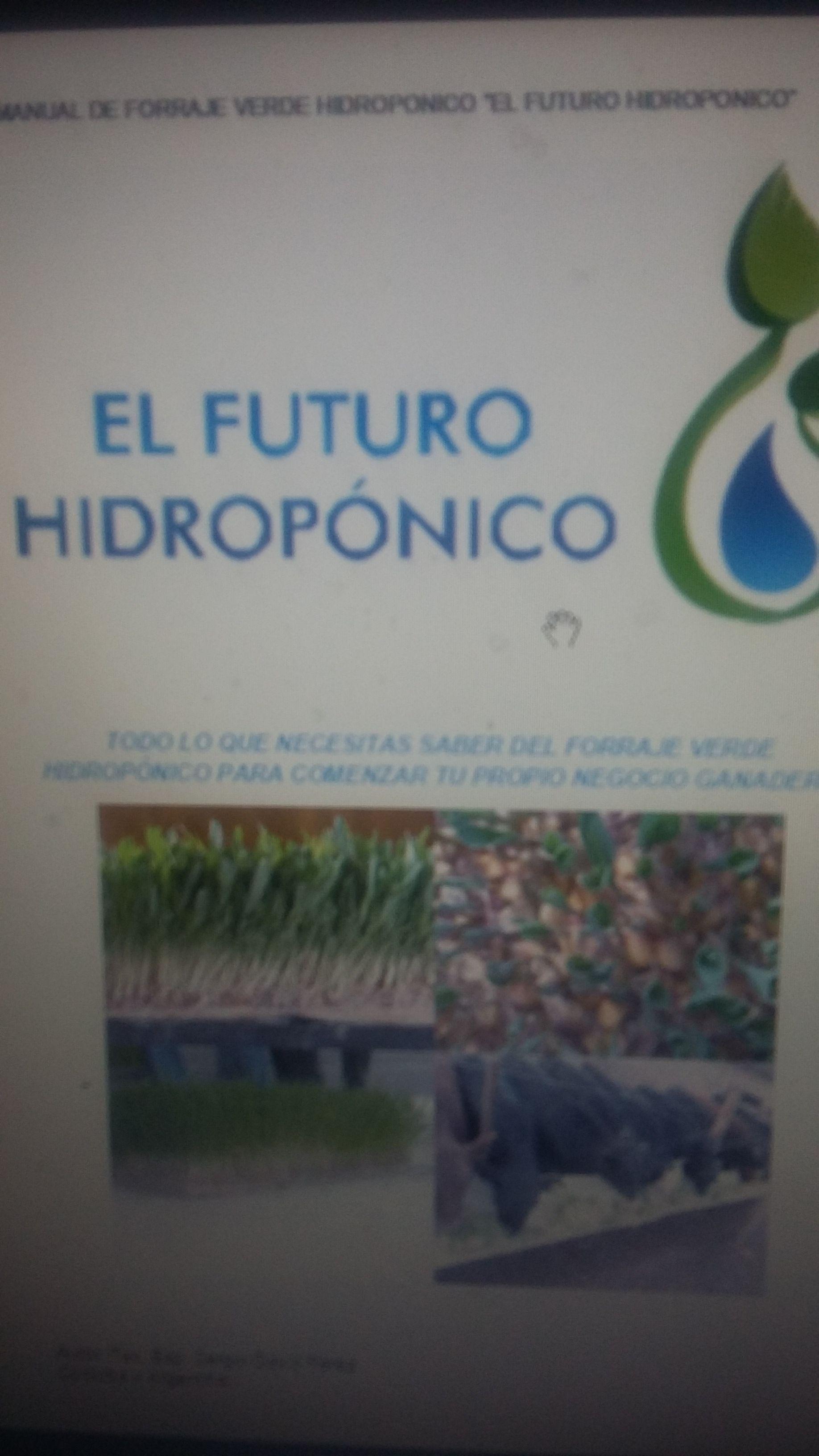 Lic manual array manual de forraje verde hidroponico el futuro hidroponico autor rh pinterest ca fandeluxe Images