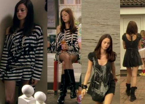Effy Stonem, fashion icon