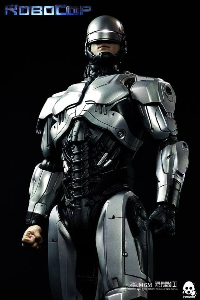Robocop 1 0 Will Be Available For Pre Order At Www Threezerostore