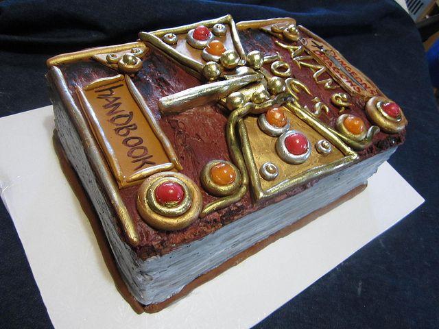 d&d cake - Google Search