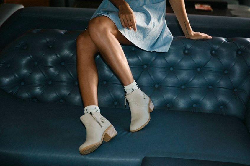 快點下手 官網130<---❗❗❗❗❗ 挑size~ 超便宜 ❗買來賣都賺❗ $19.62+($130)Teva W Foxy Ankle 休閒真皮短靴
