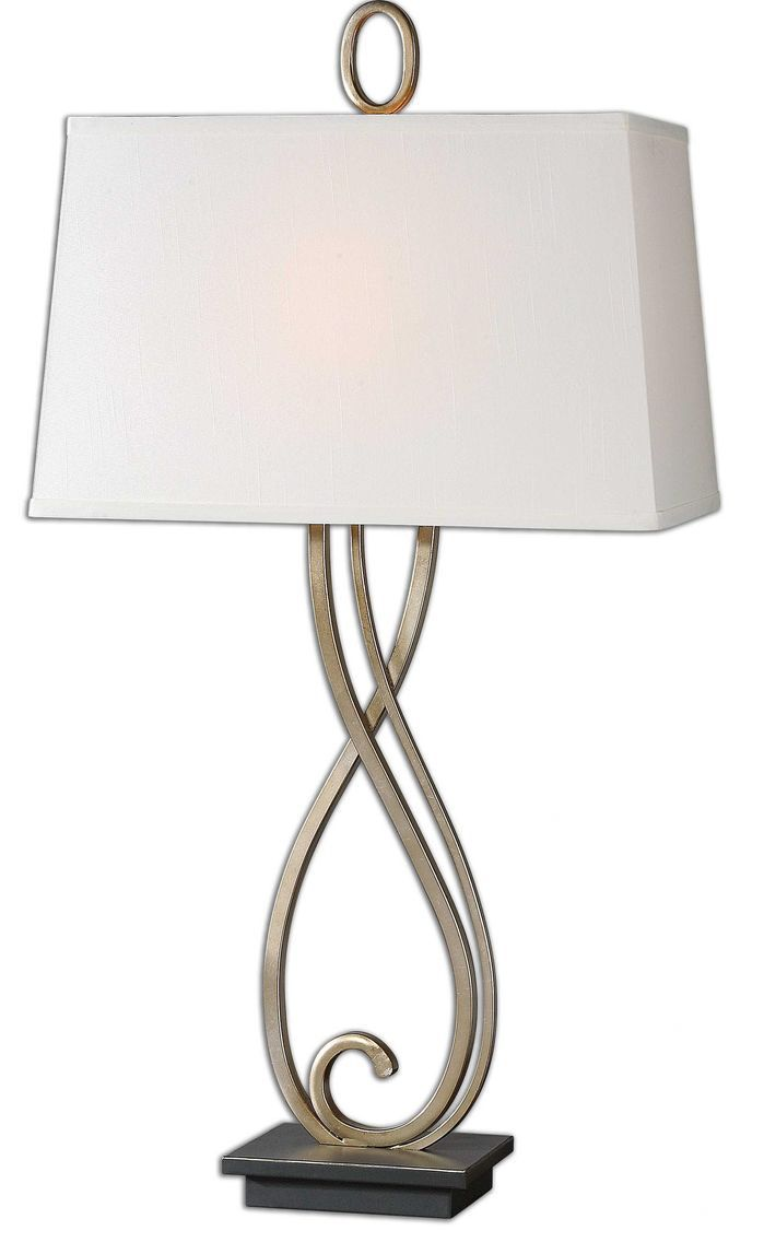 Ferndale 33 H Table Lamp With Rectangular Shade House In Georgia