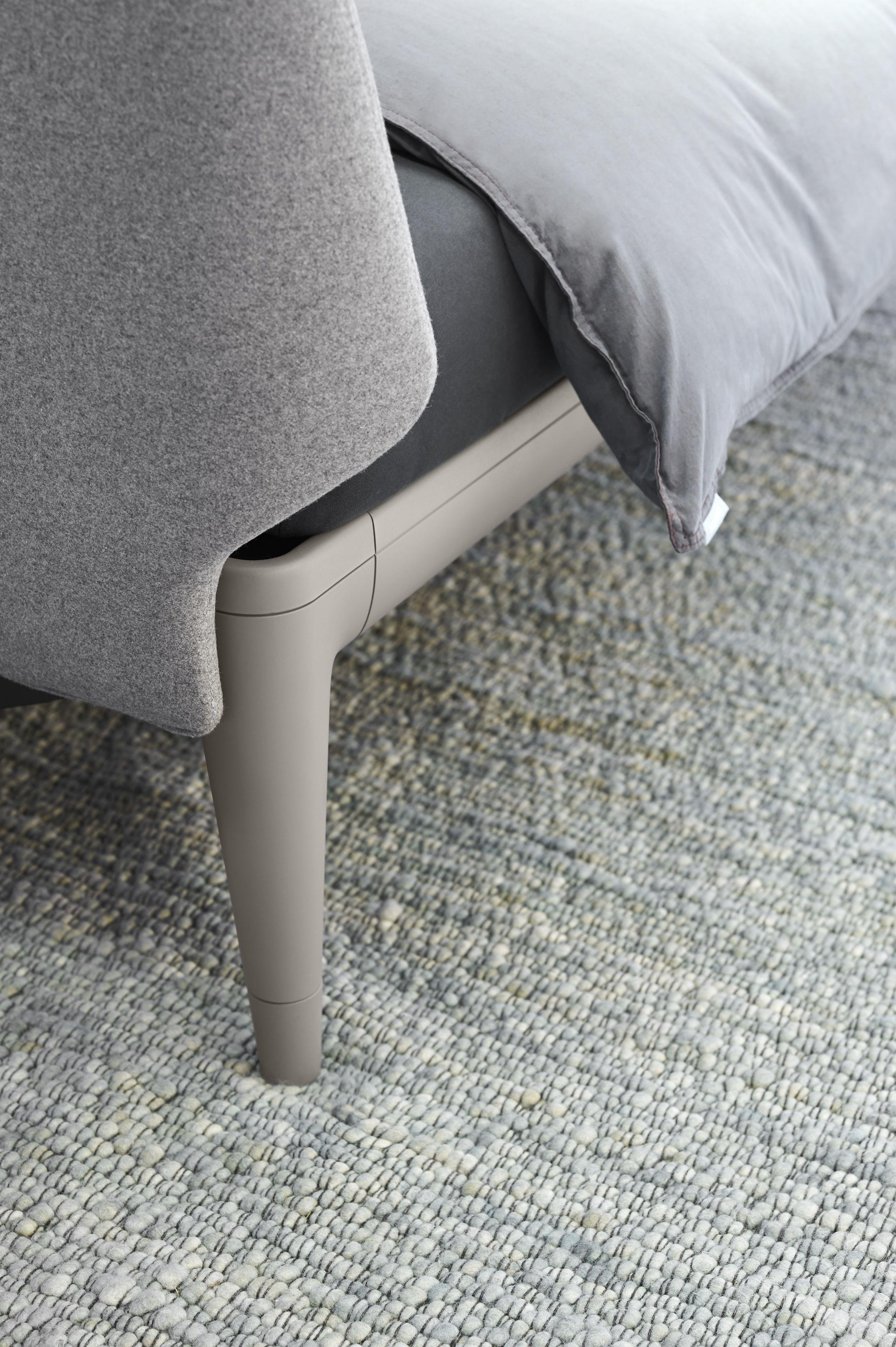 Das Design Des Auping Essential Stammt Vom Berliner Designduo Köhler Wilms Bett Schlafzimmer Bedroom Bed Interior Homedecor Einrichtung