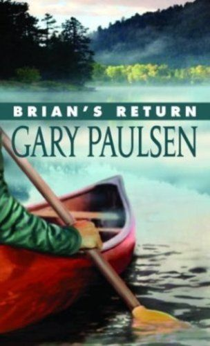 Brian's Return (Brian's Saga Book 4) by Gary Paulsen http://www.amazon.com/dp/B000XUADN6/ref=cm_sw_r_pi_dp_JLjCvb0KCJV1A
