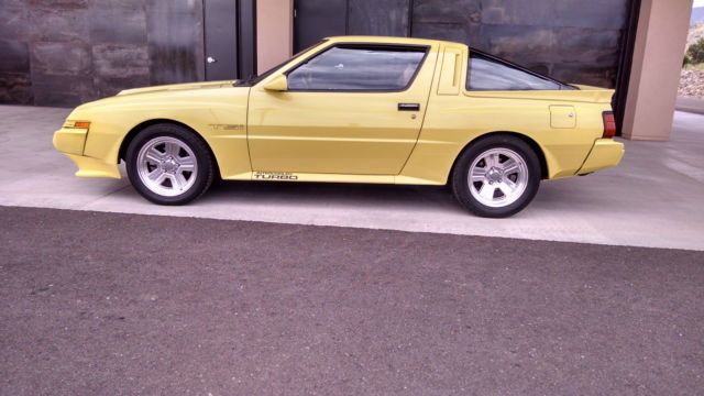 Chrysler Conquest Tsi Mitsubishi Starion With Images Chrysler