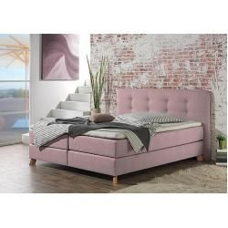 Photo of Home affaire box spring bed Cecina Home Affaire
