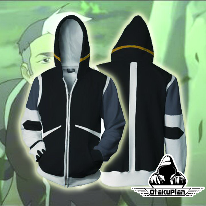 Cool Voltron Cosplay Legendary Sweatshirt Hoodie Defender  Hoodie Costume Coats