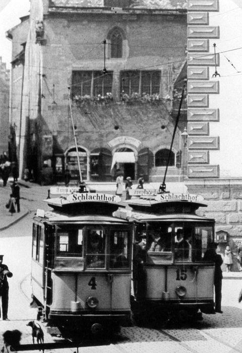 Regensburg Straßenbahn