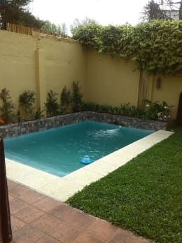 Marvellous Transformations 5 Pools Before And After Patio Con