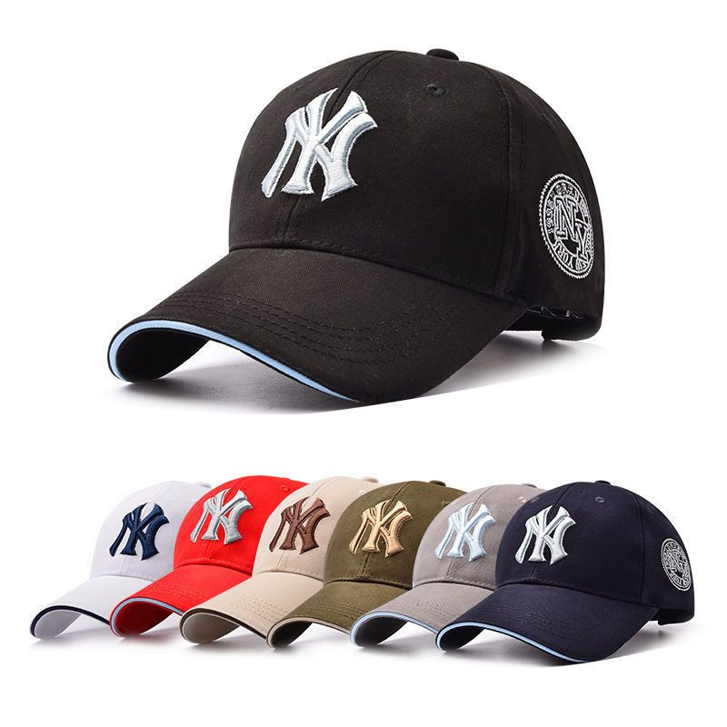 02257ff297107  3.79 - Men Women Basic Ny York Baseball Cap Casual Adjustable Bboy Hip Hop  Ball Hat  ebay  Fashion