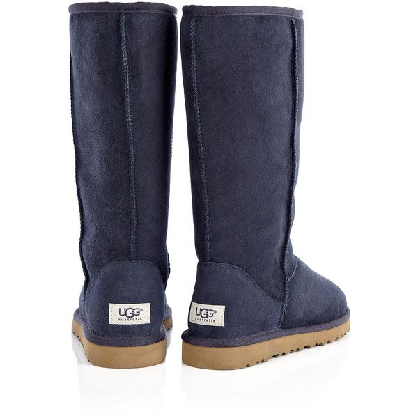 Our chilly winter weather favourite, the UGG boot, is back in slick navy blue