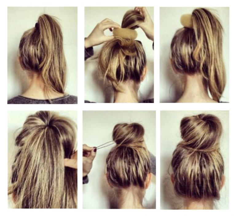 17++ Jolie coiffure rapide inspiration