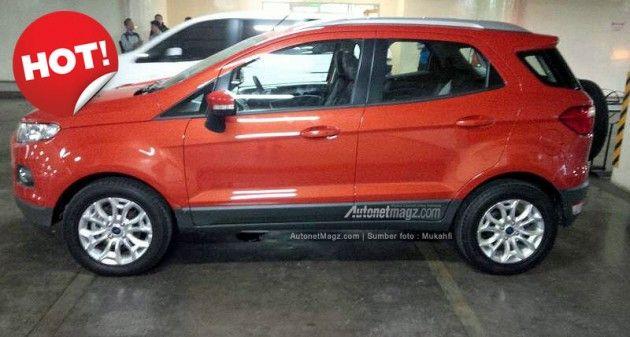 Harga Ford Ecosport Indonesia