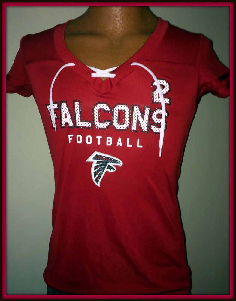 ATLANTA FALCONS NFL TEAM APPAREL WOMENS MATT RYAN JERSEY  TeamApparel   AtlantaFalcons 79a0e88c8