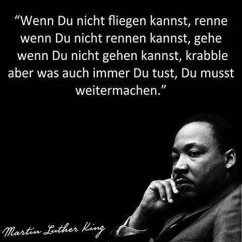 Martin Luther King Martin Luther King Zitate Martin