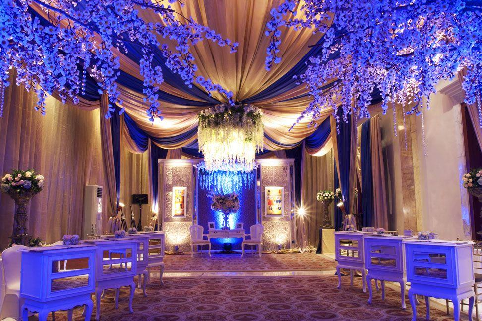 Goldies blue greeting mawarprada dekorasi pernikahan blue goldies blue greeting mawarprada dekorasi pernikahan blue garden botanical junglespirit Images