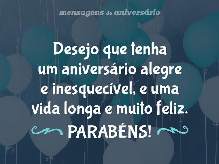 Tenha Um Aniversário Feliz Prima: Desejo Que Tenha Um Aniversário Alegre E Inesquecível, E