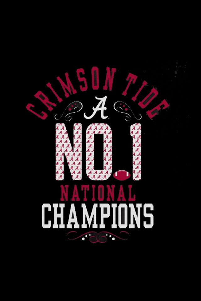 Free Alabama Crimson Tide Iphone Ipod Touch Wallpapers 1024 819