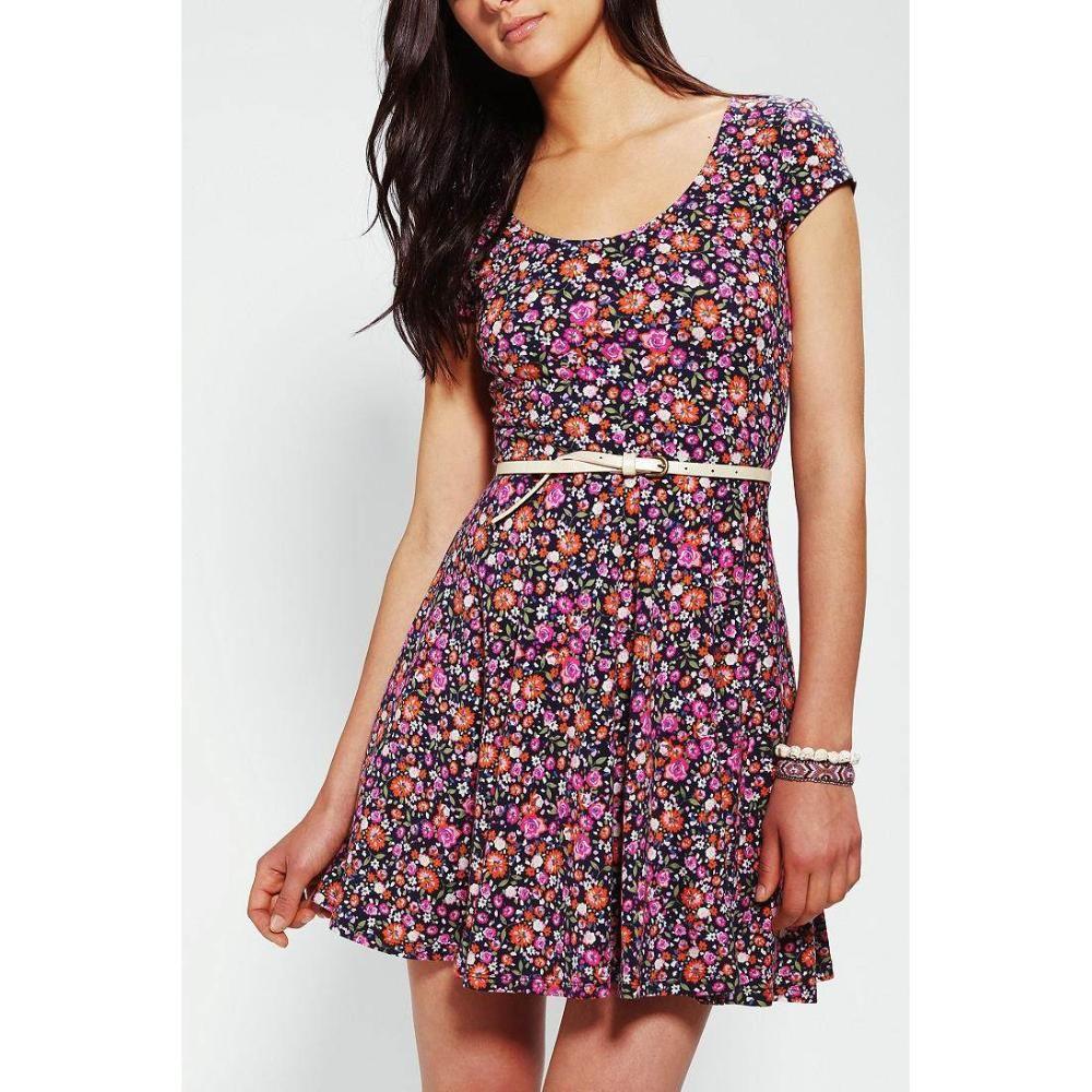 f53ac147a vestidos casuales floreados - Buscar con Google
