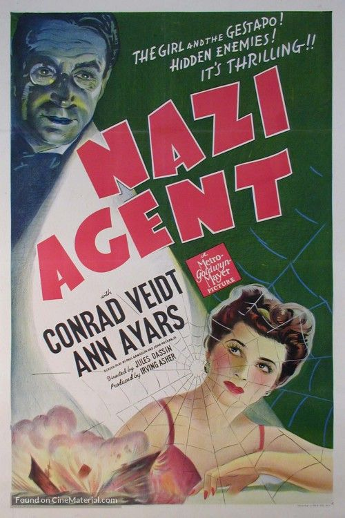 Watch Nazi Agent Full-Movie Streaming