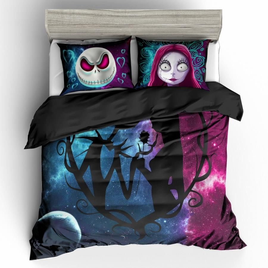 Love This Nightmare Before Christmas Crib Bedding I Did Christmas Crib Set Baby Room Organization Wishes For Baby