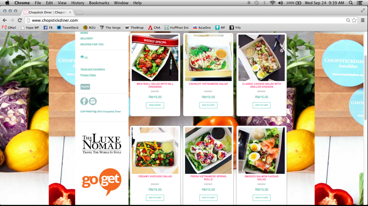 Healthy food deliveries in klpj omnomnomnom pinterest healthy healthy food deliveries in klpj forumfinder Choice Image