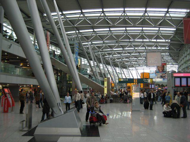 Düsseldorf Flughafen (NRW) in 2019 Flughafen