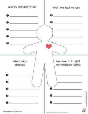 Worksheet Self Esteem Activity Sheets self esteem printables pinterest child therapy printables