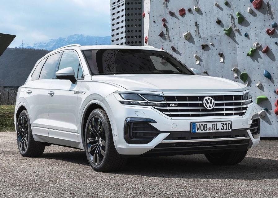 Volkswagen Touareg Hybrid 2020