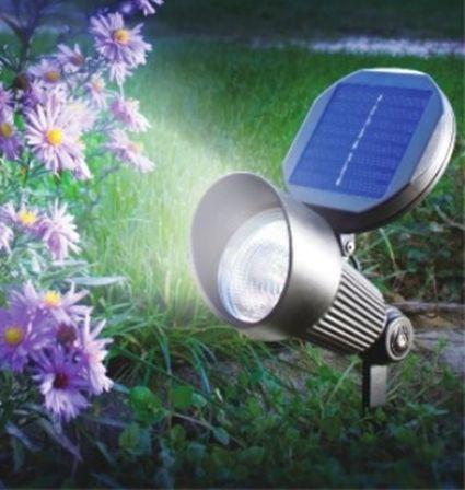 Luz solar para jardines ideas de decoraci n pinterest luces solares jardin luces solares - Iluminacion solar jardin ...