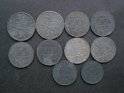 10 Münzen Deutsche Nebengebietesparen25.com , sparen25.de , sparen25.info