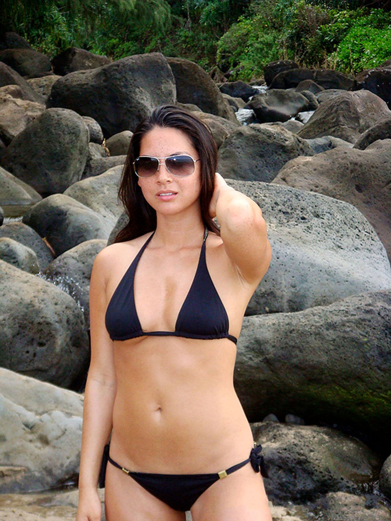 pictures Olivia munn bikini
