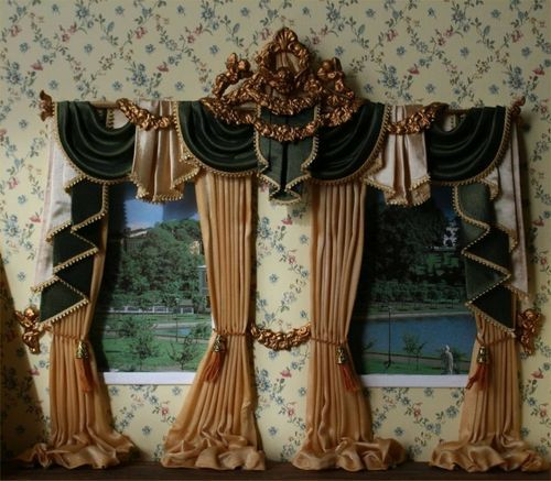 Living Room Curtains Decorating Ideas with 3 Different Style - Aida