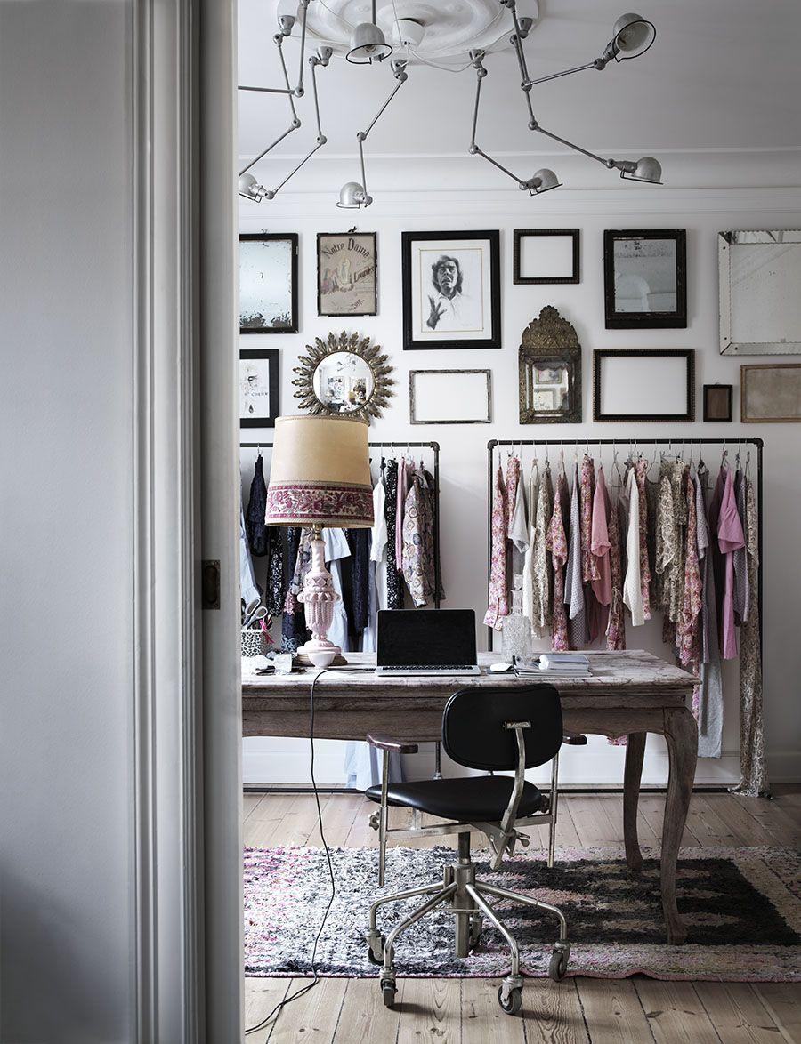 Photo of Dreamy interior in the magical Copenhagen floor