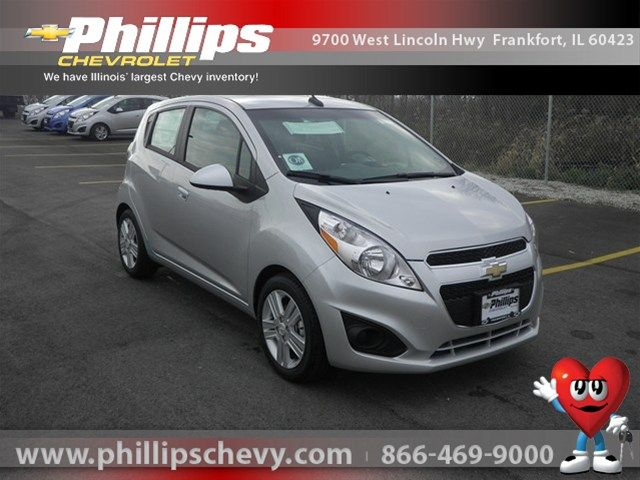 2013 Chevrolet Spark Silver Ice Metallic 12168540 Http Www