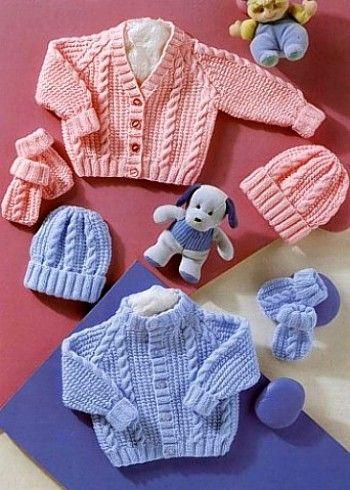 Knitting Patterns For Babies Knitting Pinterest Knitting