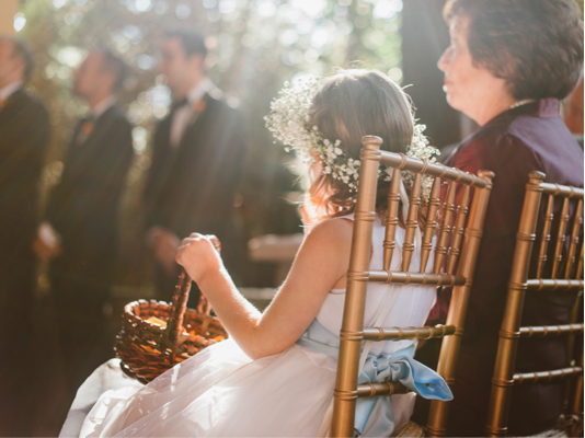 Planning to include your kid in your #SecondWedding? We love these ideas from #TheKnot