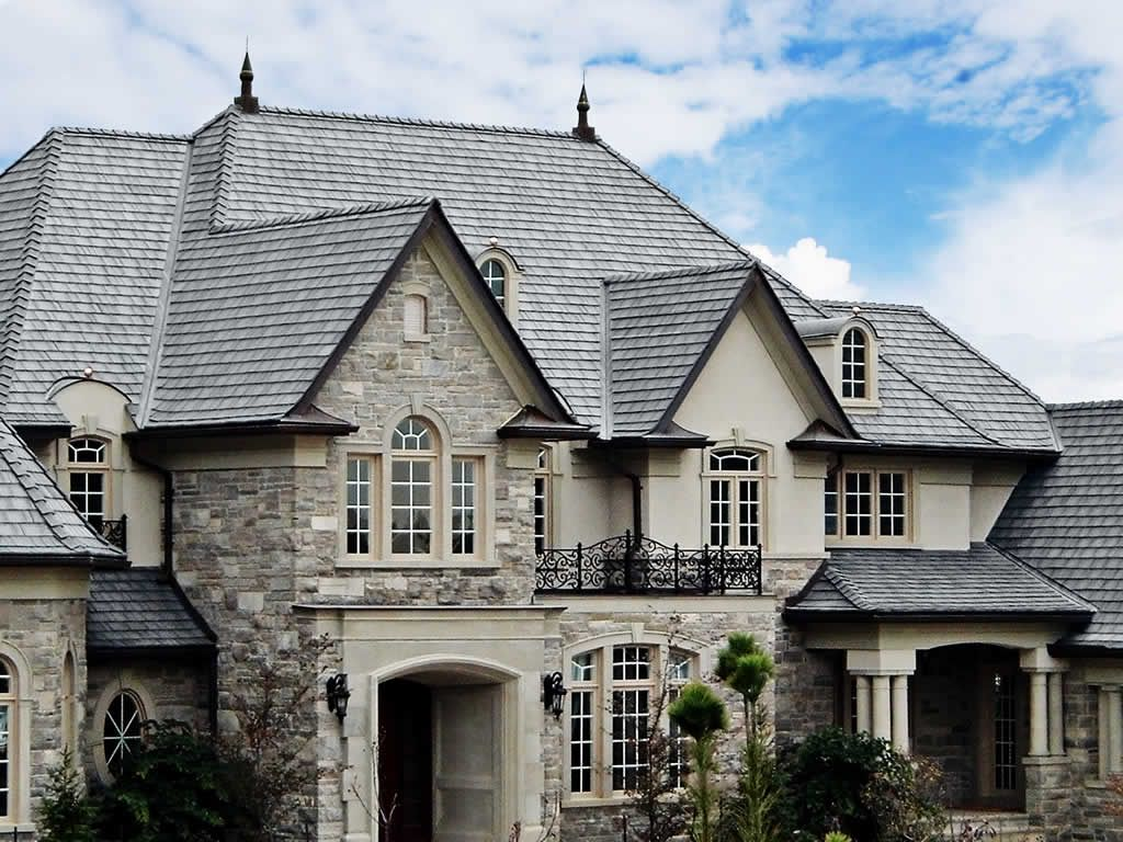 Best Projects Slate Roof House Roof Cost Roof Design 400 x 300