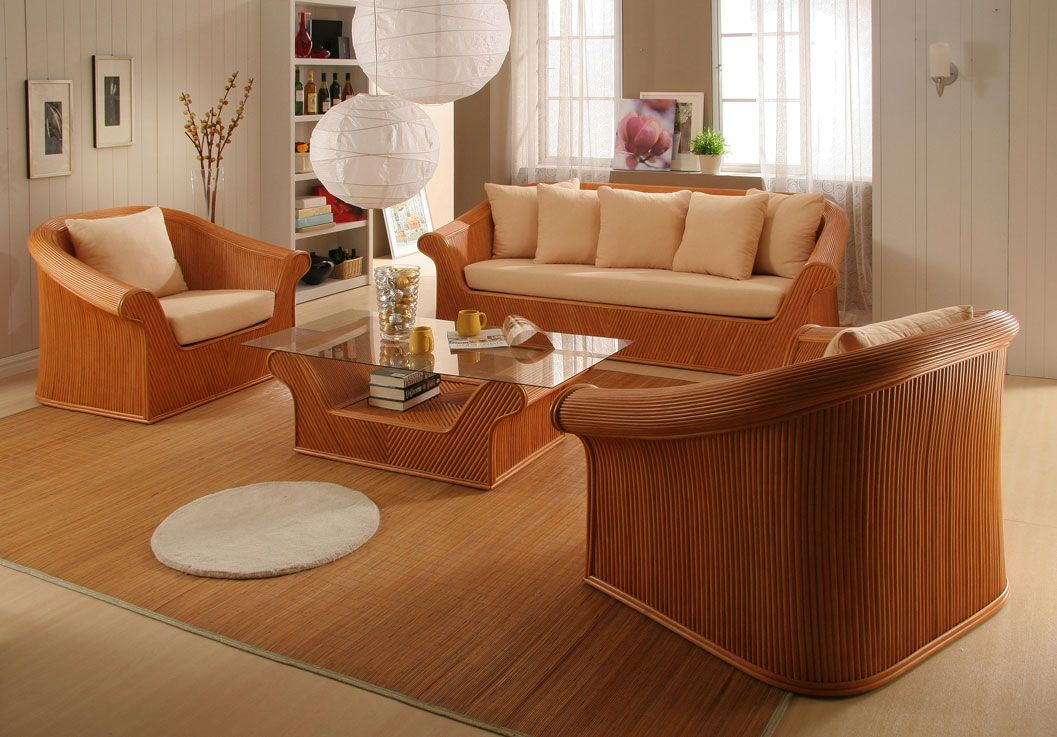 Pin By Frenki Minaldo On Home Design Idea Wooden Sofa