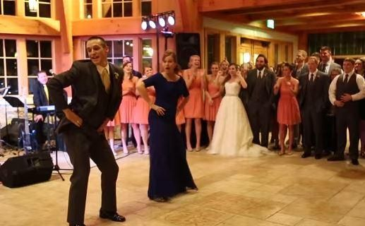 Boston Epic Mother And Son Wedding Dance Goes Viral