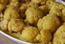 Curry de Chou-Fleur Allégé WW